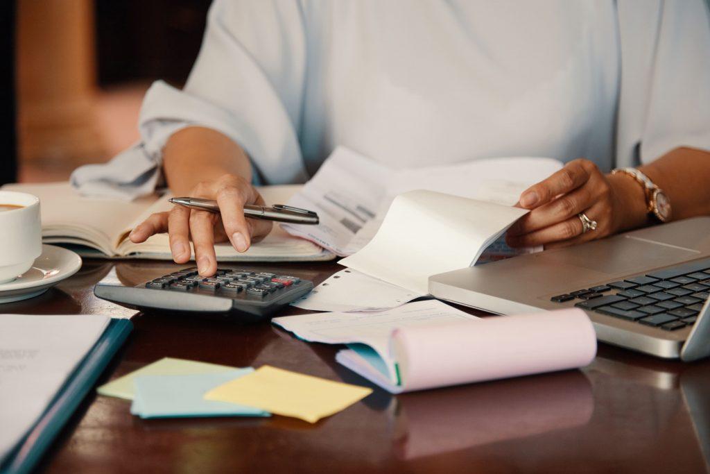Recibo de nómina_Registro de información en facturas de papel