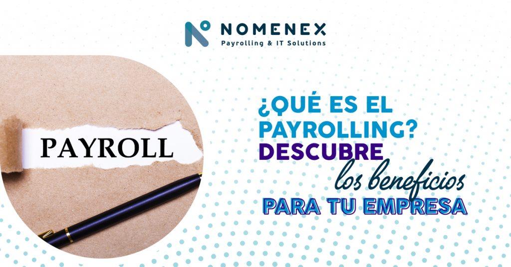 ¿Qué es el payrolling?